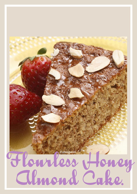 How to make a delicious Flourless Honey-Almond Cake