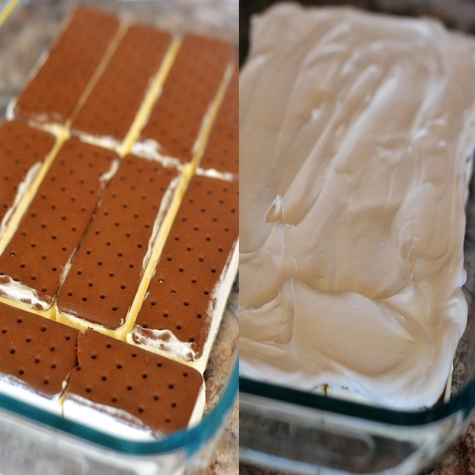 Banana Pound Cake With Chocolate Sauce