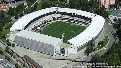 Guimarães - Estádio do Vitória de Guimarães