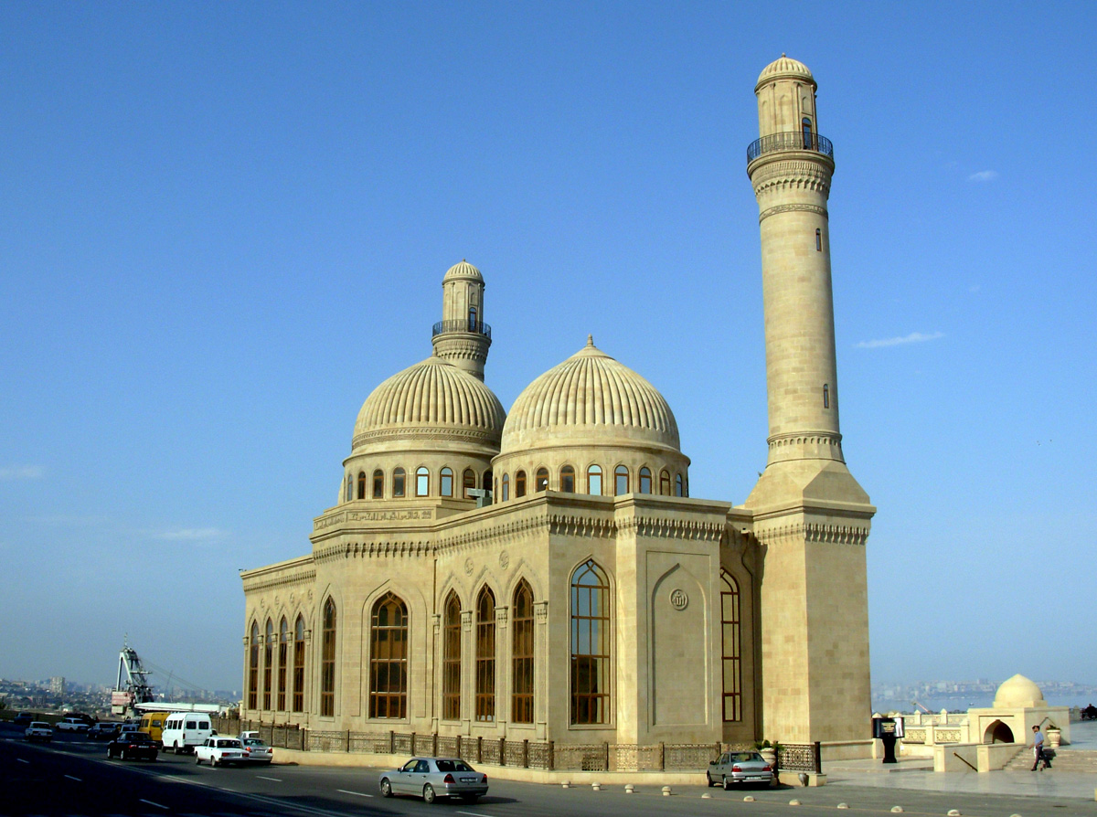Mosque: Welcome To The Islamic Holly Places: Bibi-Heybat Mosque