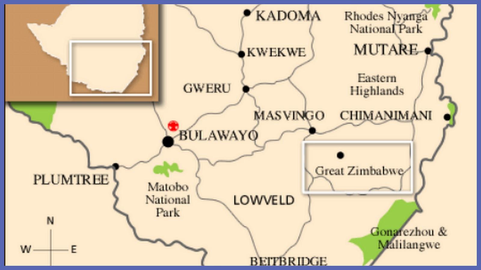 Great Zimbabwe World Map.Re Train Your Brain To Happiness Great Zimbabwe