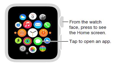 Apple Watch Series 3 Settings