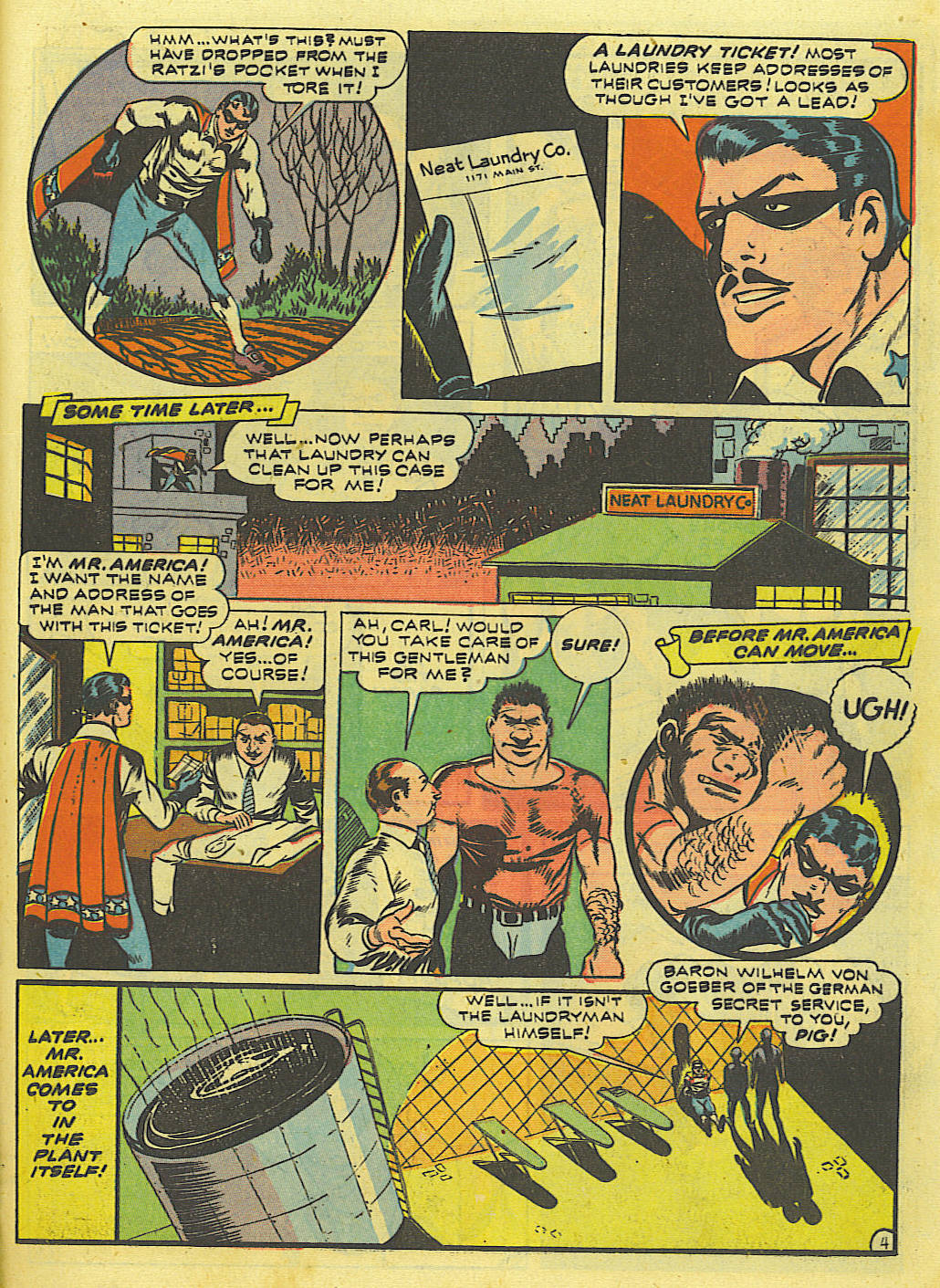 Read online Action Comics (1938) comic -  Issue #52 - 41