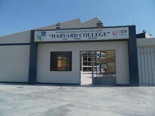Inicial HARVARD COLLEGE - Piura