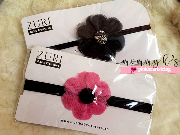Zuri Baby Couture hairbow