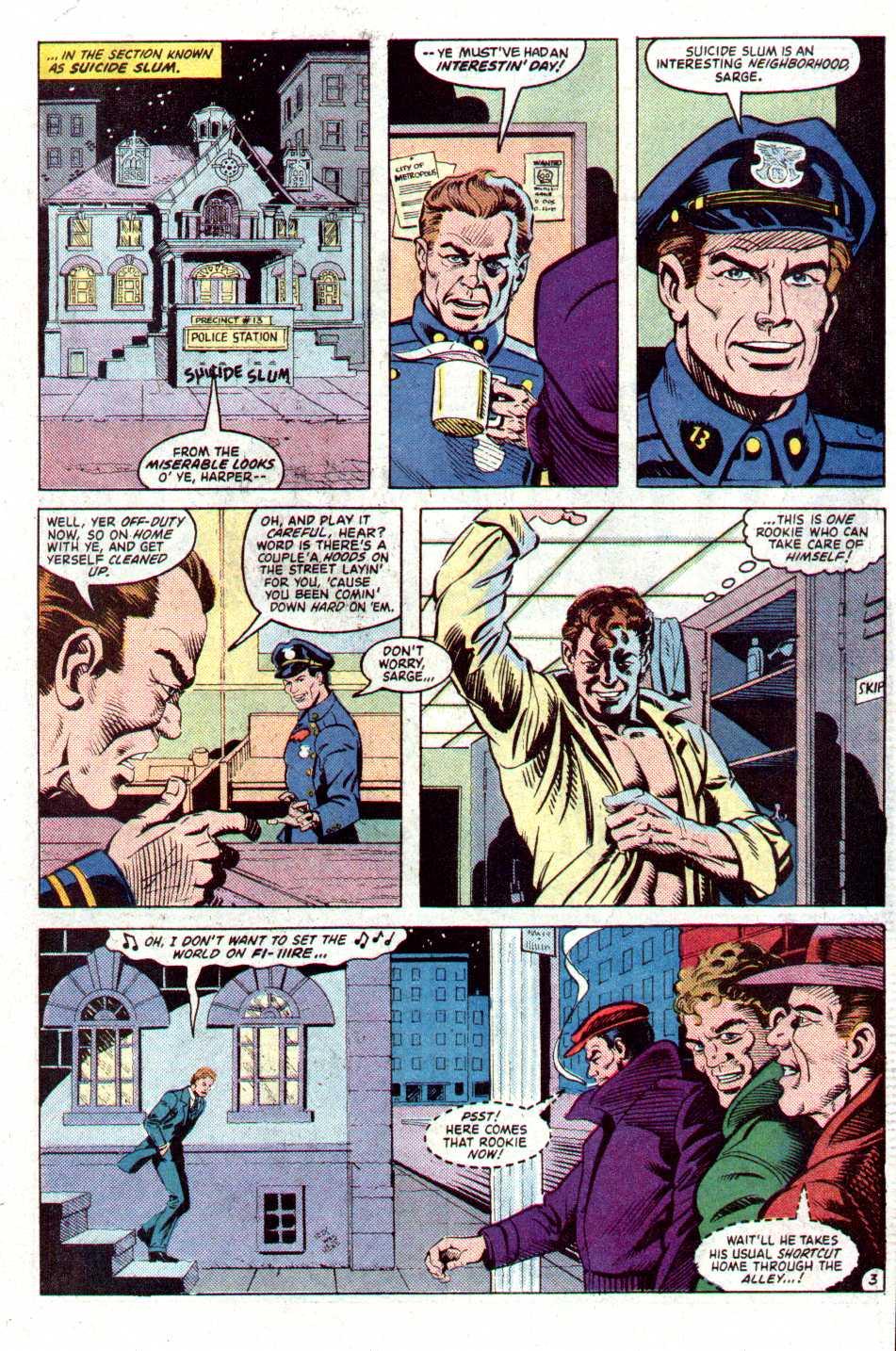 Read online Secret Origins (1986) comic -  Issue #19 - 24