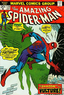 Amazing Spider-Man #128, the 2nd Vulture