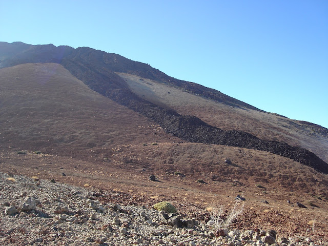 Volcano Teide Lava