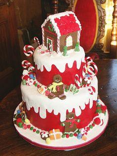 Tasty Christmas Cakes