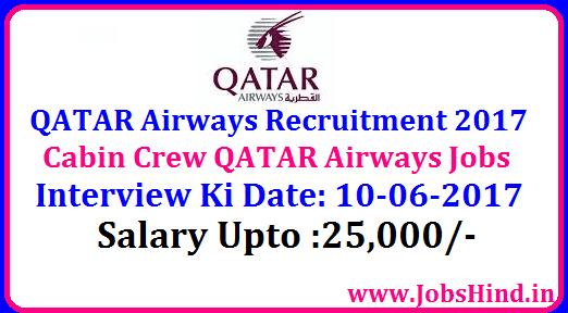 QATAR Airways Recruitment 2017