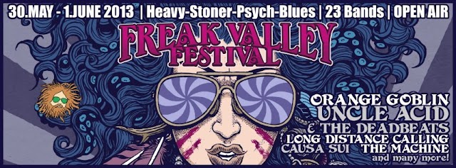 [Live Report] Freak Valley Festival 2013: Day 02