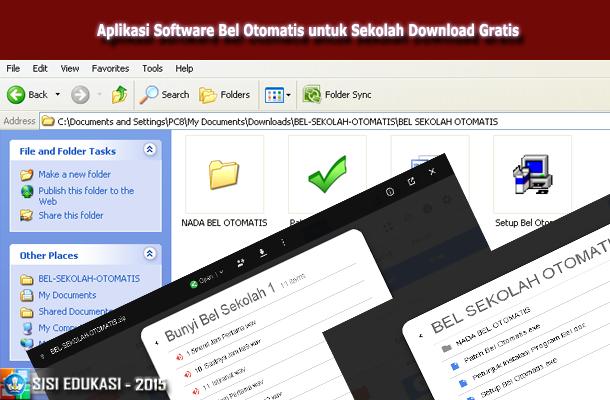 Aplikasi Software Bel Otomatis untuk Sekolah Download Gratis