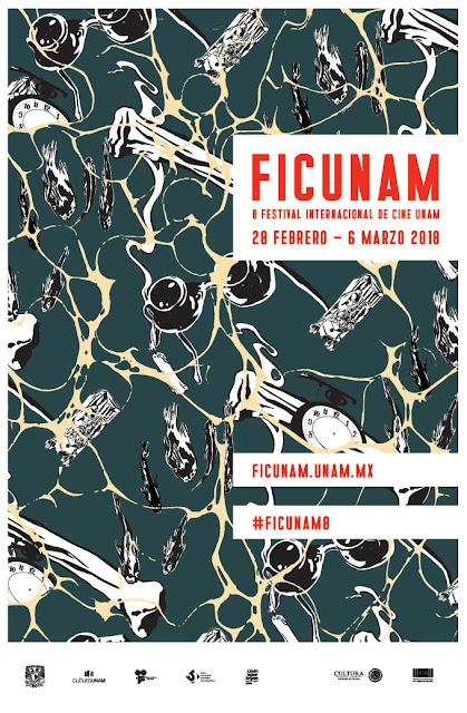 La imagen oficial para FICUNAM 2018 fue presentada