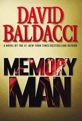 Memory Man by David Baldacci - book cover