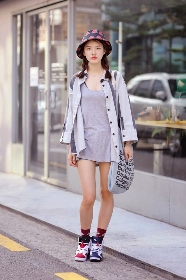 Best Korean Street Style Fashion clothes | Fashion by Nessy |Korean Street Fashion 2014 For Girls