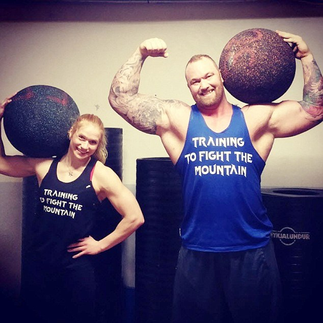 Hafthor Bjornsson Workout routine and Diet plan | Muscle world
