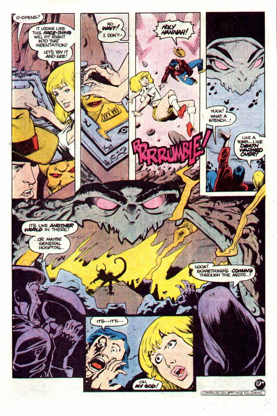 Read online Secret Origins (1986) comic -  Issue #24 - 9