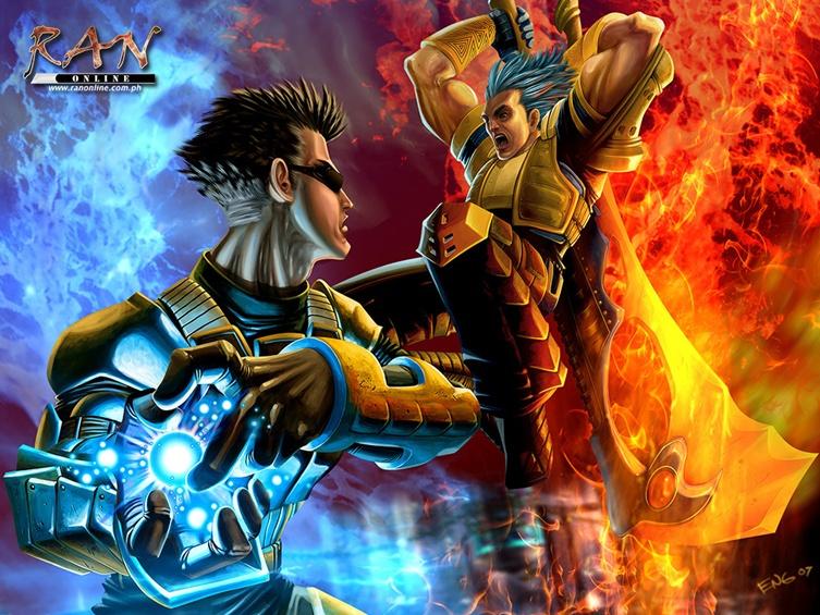 Download Free MMORPG : Ran Online | MMOLite