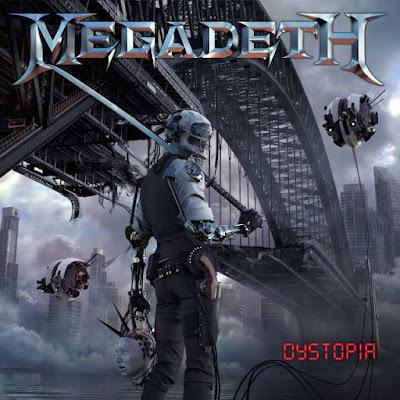 "MEGADETH ""Post American World"""