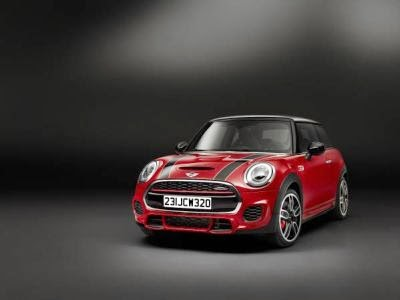MINI la a 85-a editie a Salonului International Auto de la Geneva