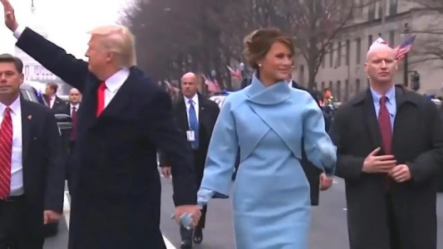 Guardaespaldas de Trump ¿usó brazos falsos? ¿pero por qué?