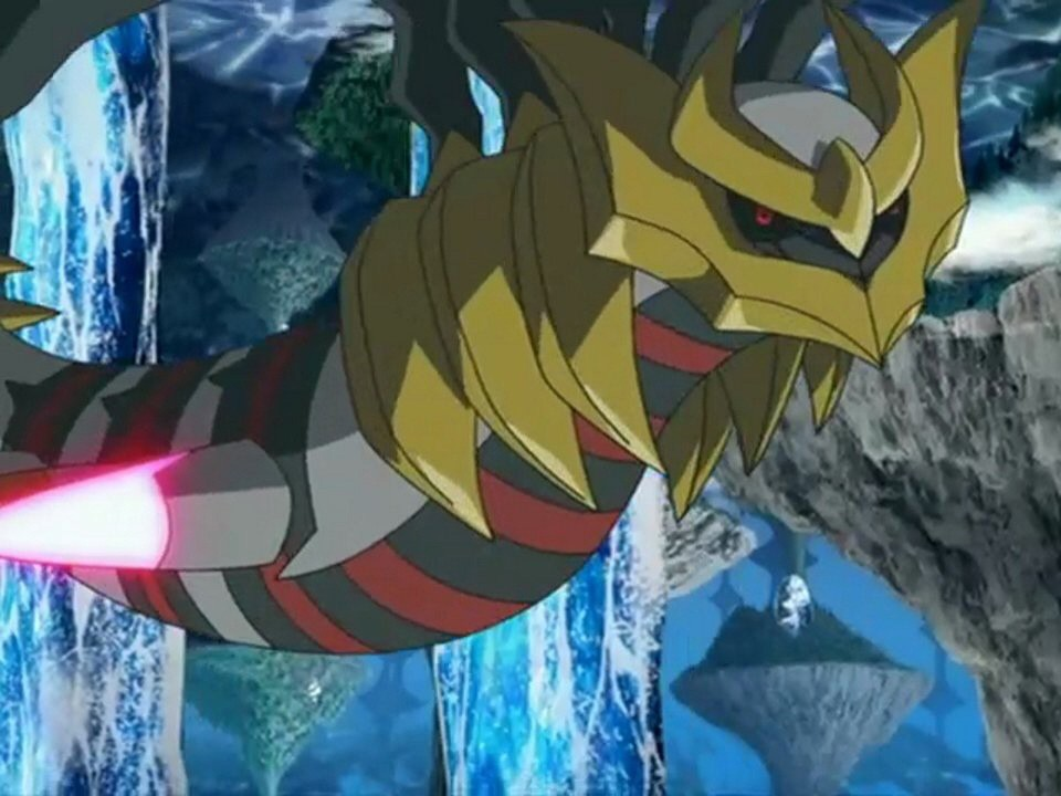 Pokemon 11: Giratina and the Sky Warrior