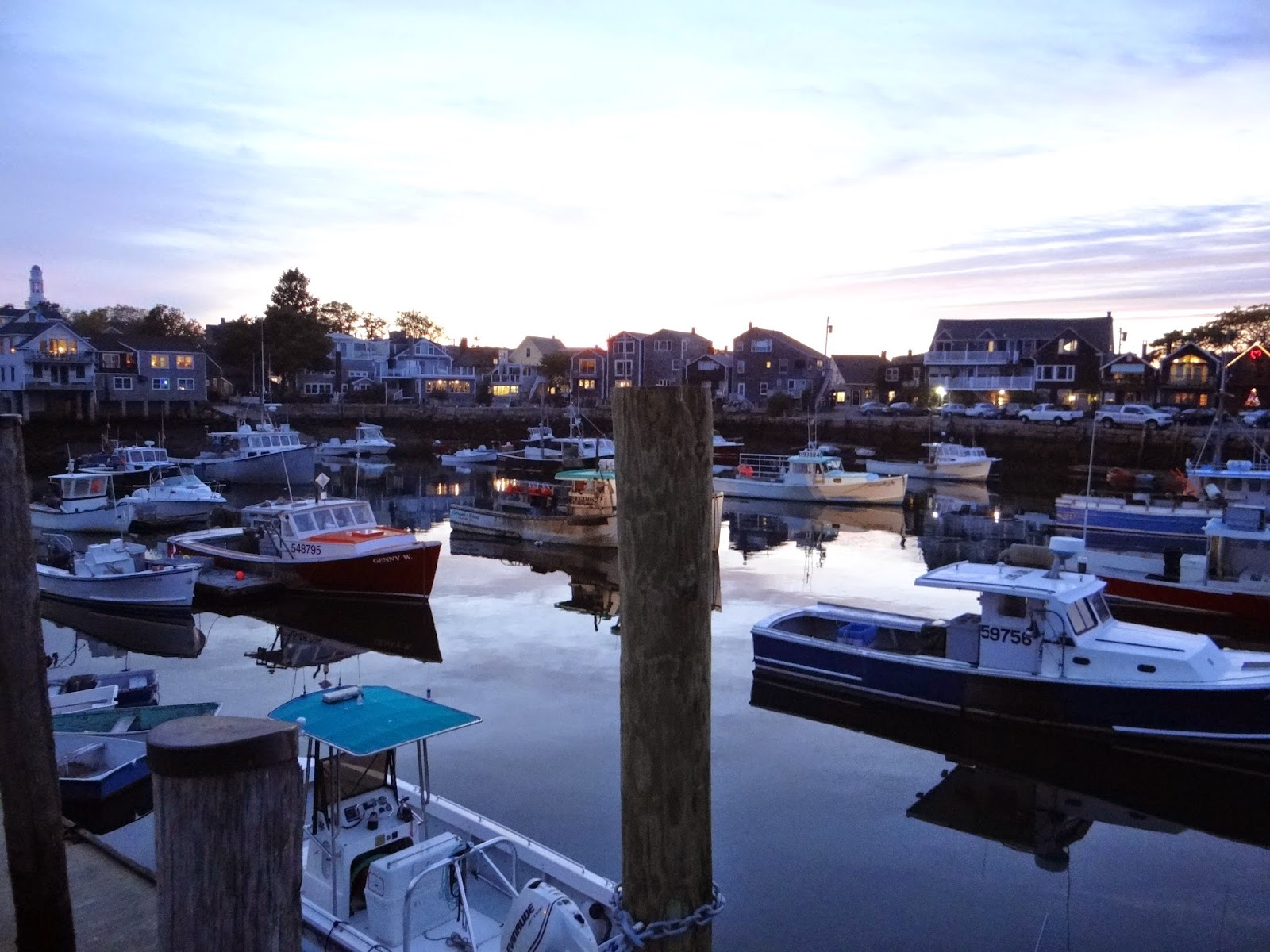 T Wharf Rockport Massachusetts
