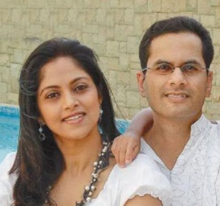 Nadhiya Family Husband Parents children's Marriage Photos
