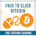 Paid To Click Bitcoin Sites