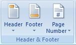 fungsi menu dan ikon pada microsoft word 2007 beserta gambarnya