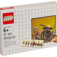 LEGO® Knights Retro Set