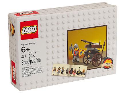 LEGO 5004419 - Zestaw retro LEGO® Knights