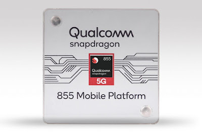 Qualcomm Snapdragon 855 Mobile Platform with 5G Support Announced
