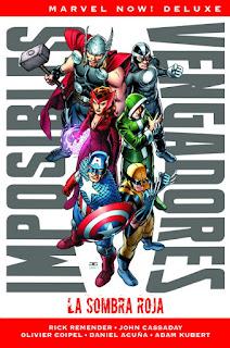Imposibles Vengadores 1. La sombra roja