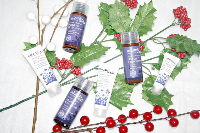 Urban Veda Radiance Discovery Travel Set