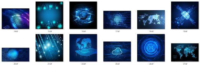 تحميل خلفيات للتكنولوجيا لأعمال الموشن جرافيك والتصميم - هارد المصمم العملاق