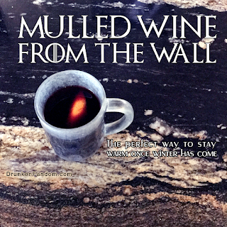 Mulled Wine from the Wall: The perfect way to stay warm when winter has come