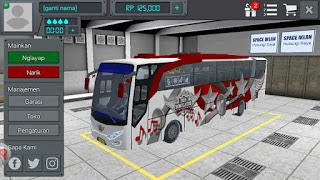 Bus Simulator Indonesia (BUSSID) gamemod.xyz