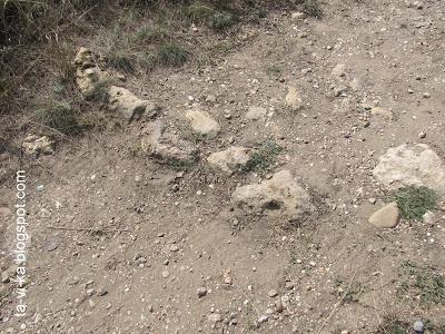 Кермен-Кыр. Каменная кладка
