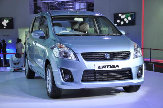 Free Manual  Maruti Suzuki Ertiga Owners Manual