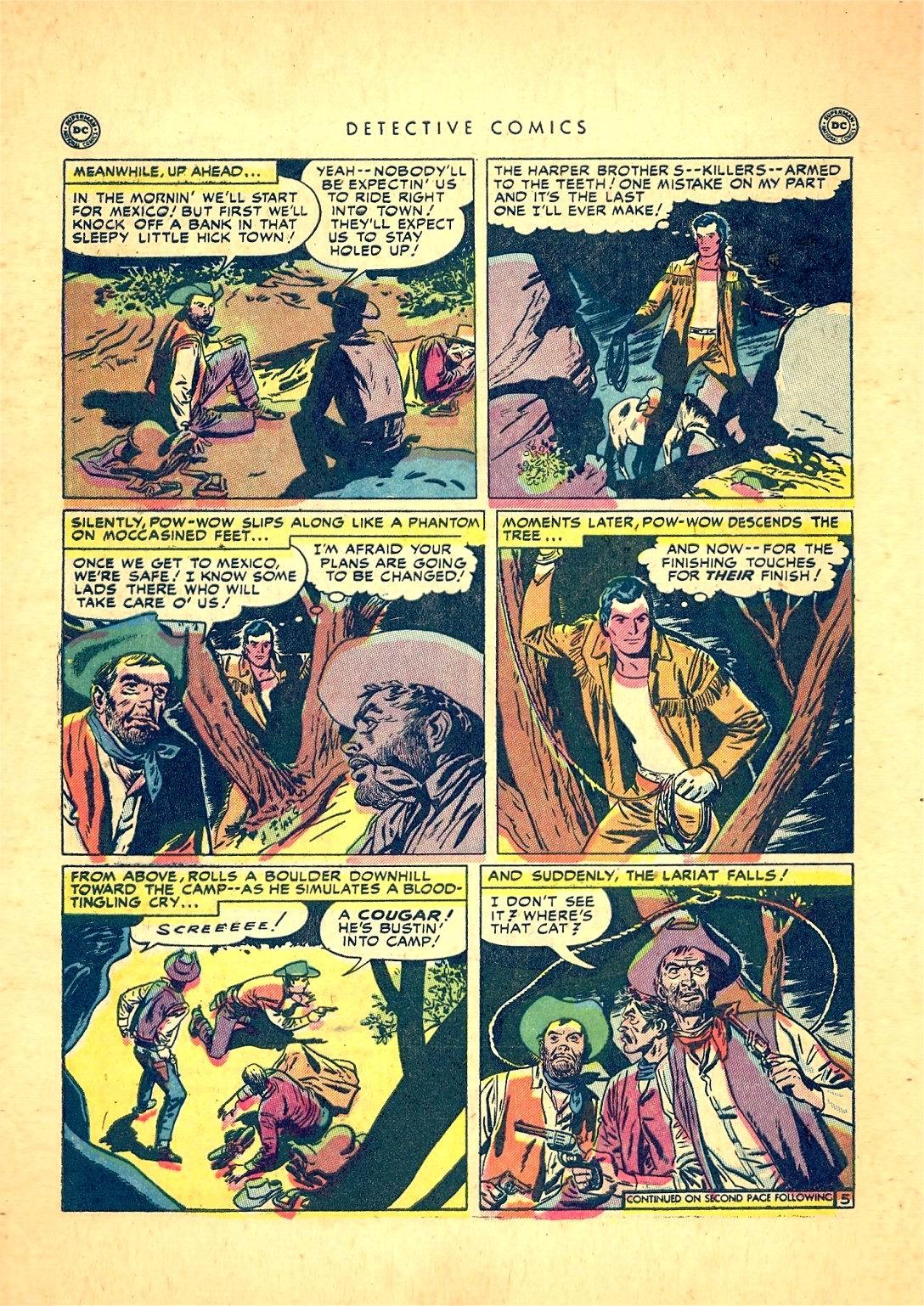 Read online Detective Comics (1937) comic -  Issue #166 - 42