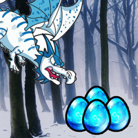 BigEscapeGames Snow Dragon Forest Escape