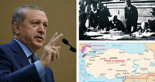 «Η Τουρκία ή θα χάσει ή θα κερδίσει εδάφη»