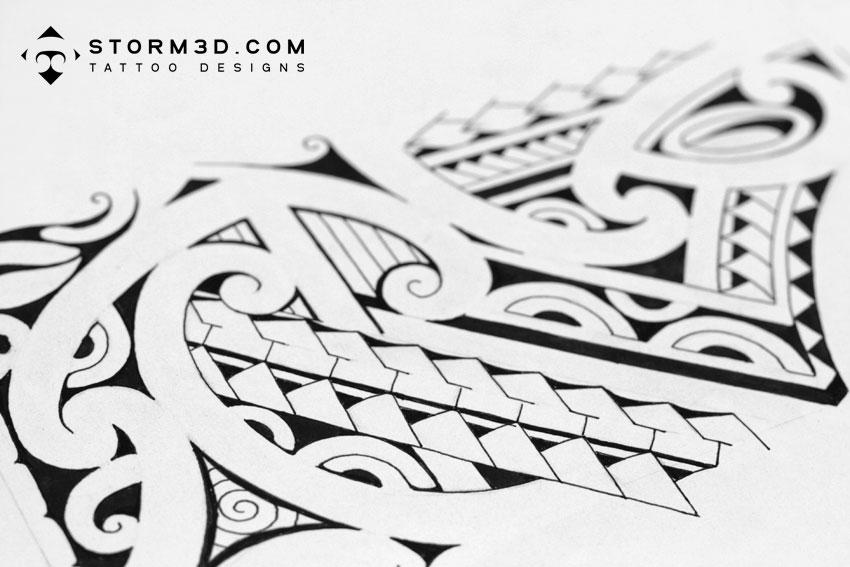 0af21be31 Tattoo Simplicity Polynesian Maori Armband Tattoo Fabregas