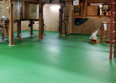 Chemical Resistance Epoxy
