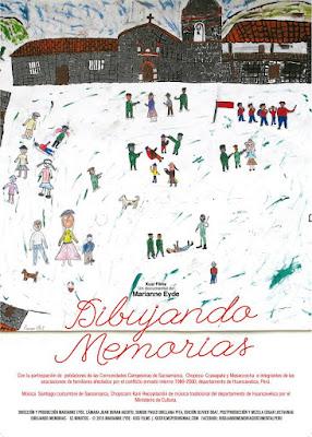 Dibujando memorias, 5 mejores documentales peruanos, documentales peruanos