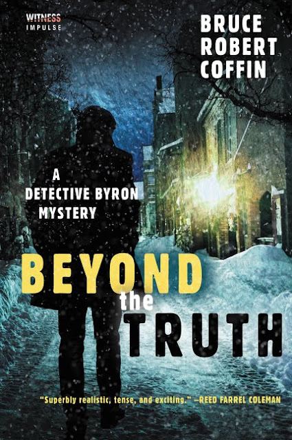 Beyond the Truth (Detective Byron Mystery Book 3) by Bruce Robert Coffin