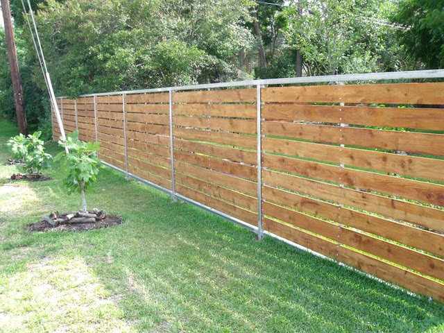 privacy fence extension ideas