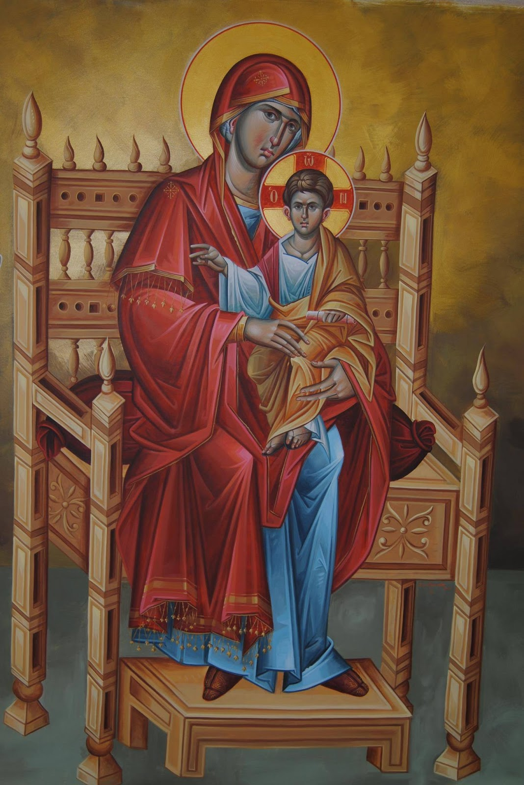 Whispers of an Immortalist: Icons of the Most Holy Theotokos 2