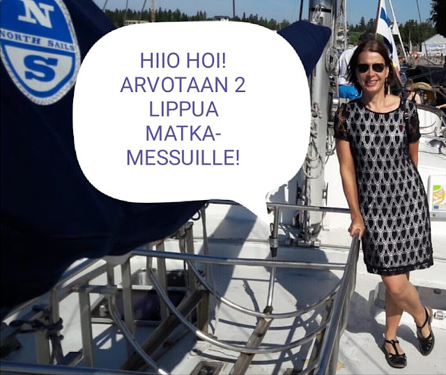 Matkamessut 2019 Messukeskus Helsinki